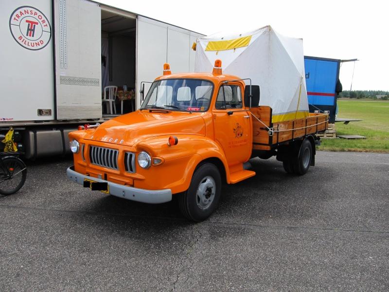 Trucker-Treffen in Dänemark Vandel30