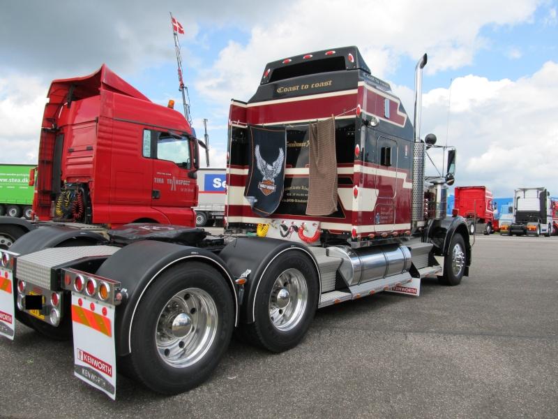 Trucker-Treffen in Dänemark Vandel31
