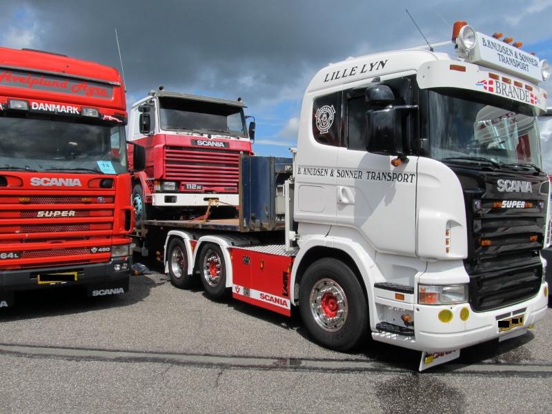 Trucker-Treffen in Dänemark Vandel32