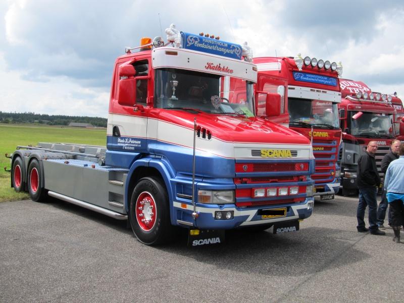 Trucker-Treffen in Dänemark Vandel33
