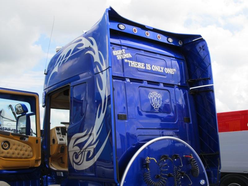 Trucker-Treffen in Dänemark Vandel34