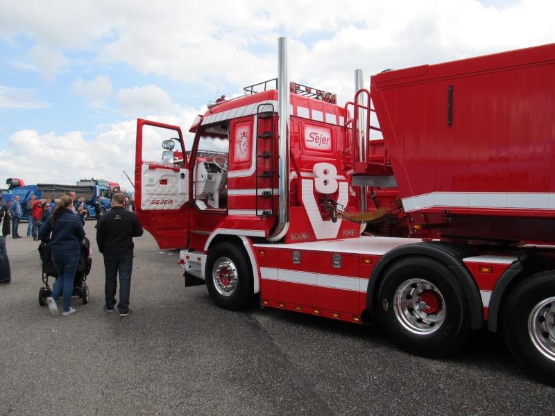 Trucker-Treffen in Dänemark Vandel35