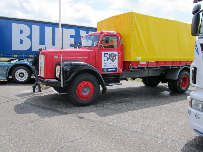 Trucker-Treffen in Dänemark Vandel36