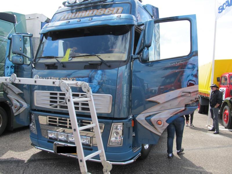 Trucker-Treffen in Dänemark Vandel37