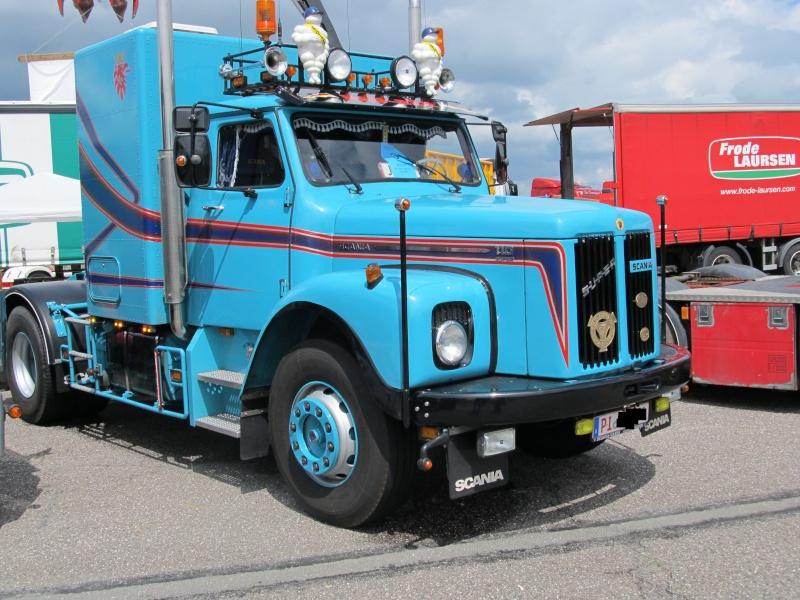 Trucker-Treffen in Dänemark Vandel39