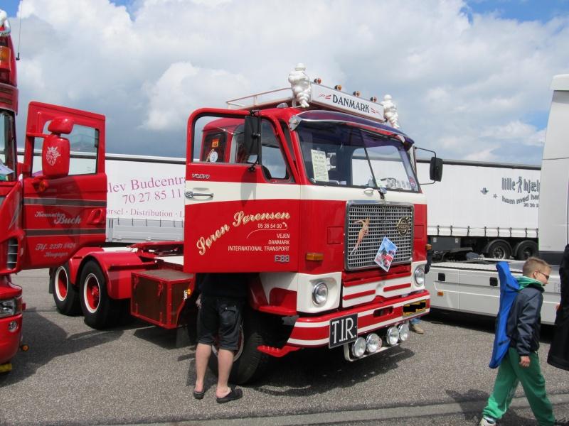 Trucker-Treffen in Dänemark Vandel40