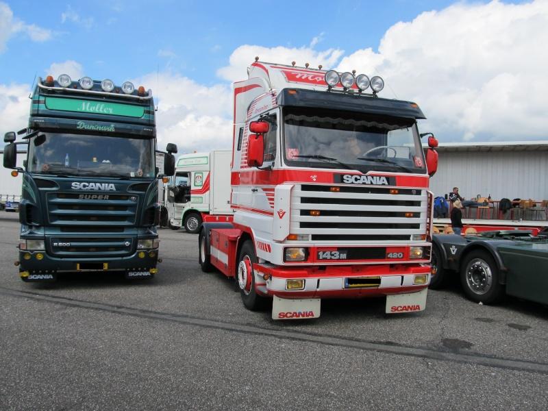Trucker-Treffen in Dänemark Vandel41