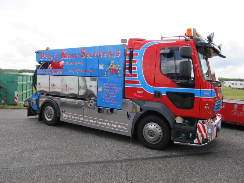 Trucker-Treffen in Dänemark Vandel42