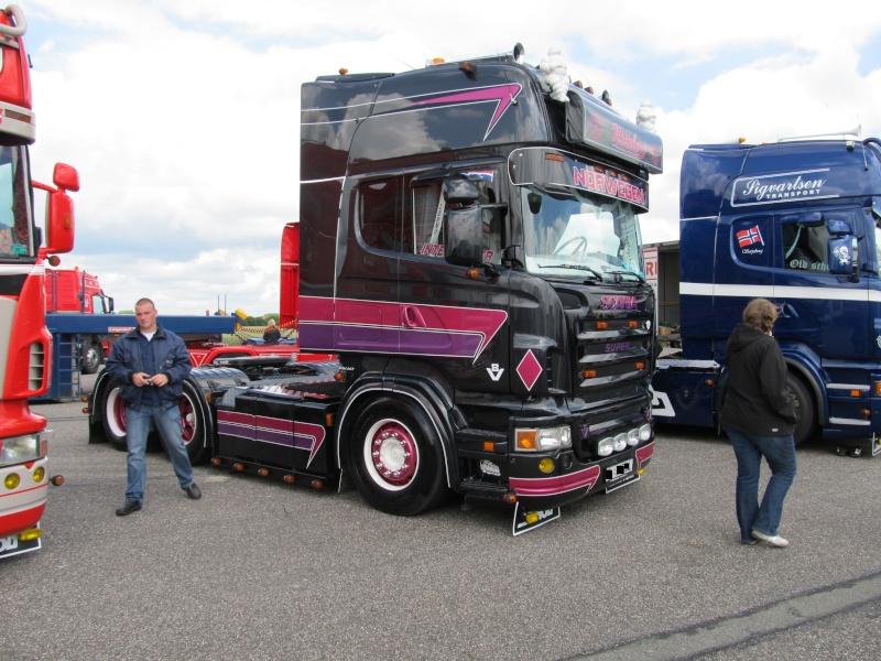 Trucker-Treffen in Dänemark Vandel43