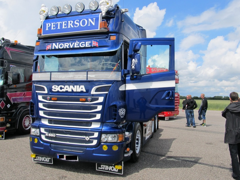 Trucker-Treffen in Dänemark Vandel44