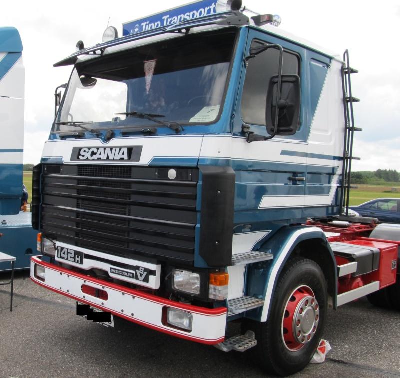 Trucker-Treffen in Dänemark Vandel45