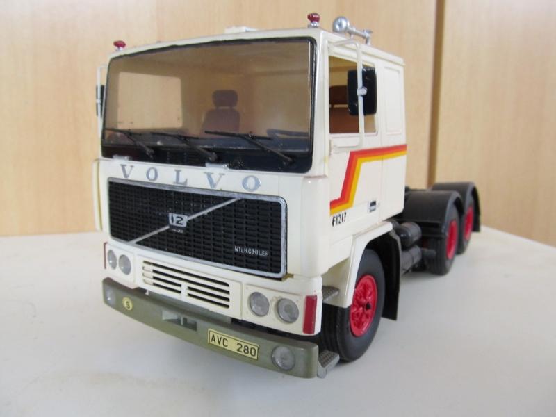 Volvo LKW in 1 zu 24 und 1 zu 25 Volvo_11