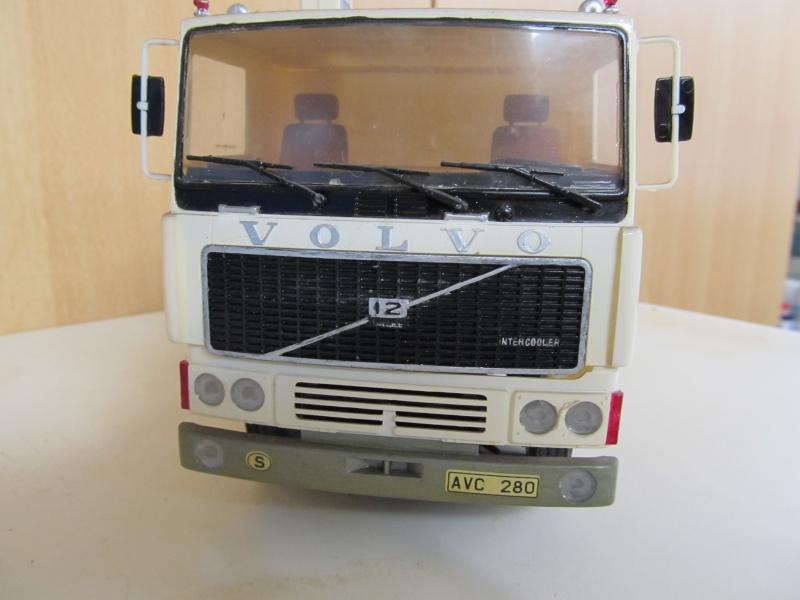 Volvo LKW in 1 zu 24 und 1 zu 25 Volvo_12