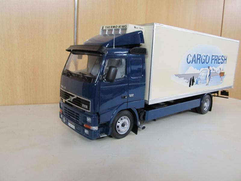 Volvo LKW in 1 zu 24 und 1 zu 25 Volvo_19