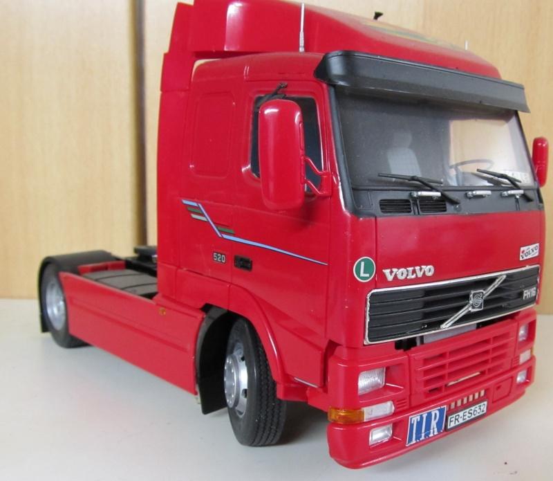 Volvo LKW in 1 zu 24 und 1 zu 25 Volvo_23