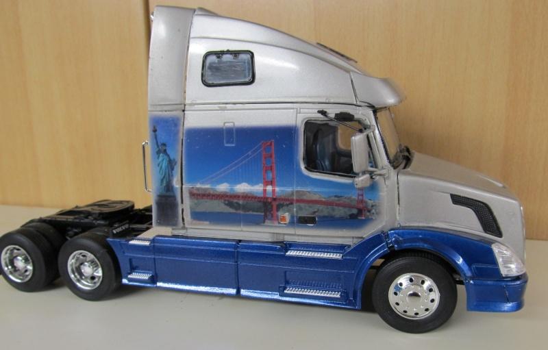 Volvo LKW in 1 zu 24 und 1 zu 25 Volvo_29