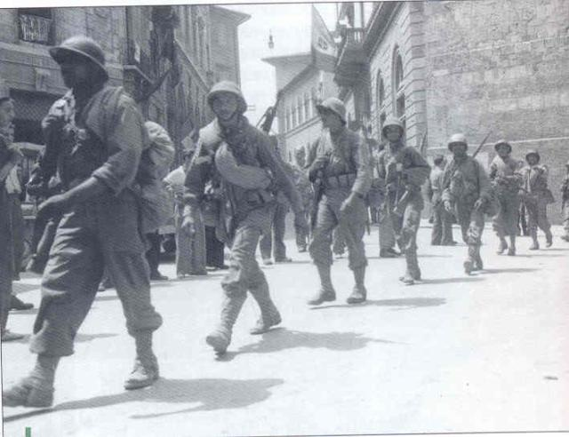 Fantassins Français 1943 45 Tirail10
