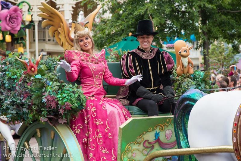 Retour de la Magie Disney en Parade 14918510