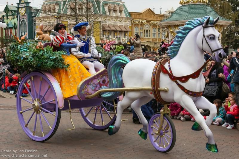 Retour de la Magie Disney en Parade 72491810