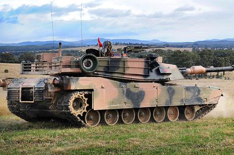 Aussie Abrams M1A1 M1abra10