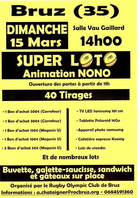Super loto du ROC Bruz le 15 mars à 14h00. Img00210