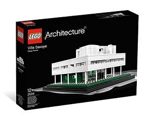Viya savoya de lego en su caja negra