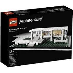 Casa farnsworth lego