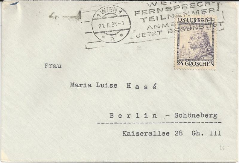 Österreich 1925 - 1938 Bild12