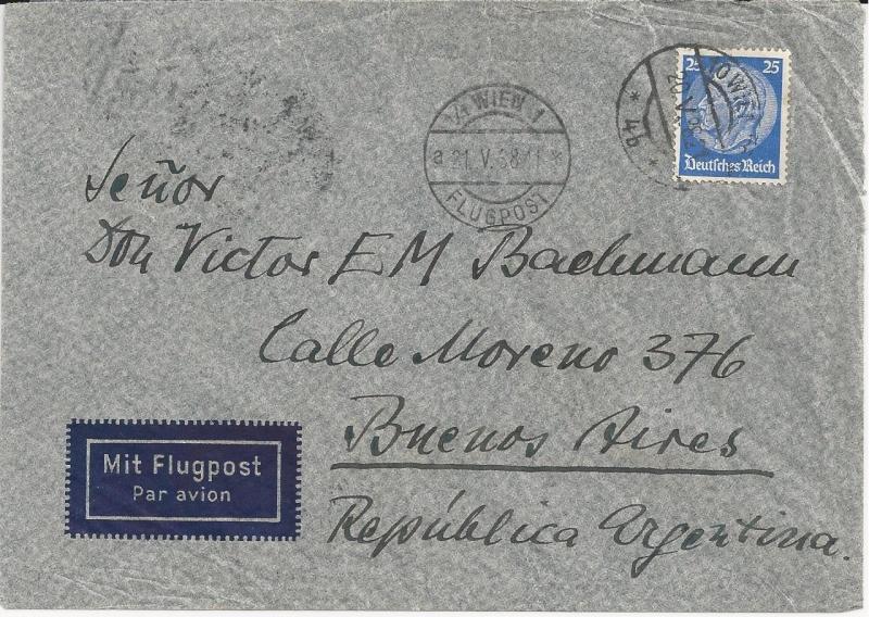 Österreich im III. Reich (Ostmark) Belege - Seite 5 Bild13