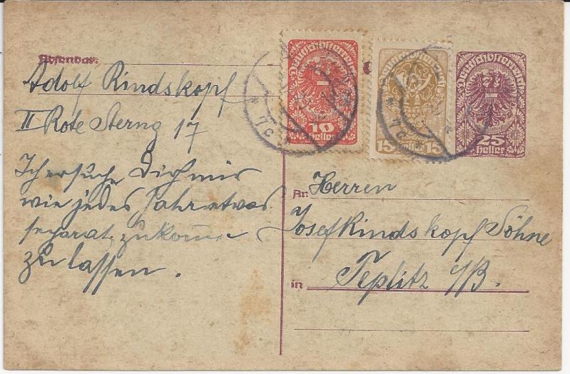 Inflation in Österreich - Belege - 1918 bis 1925 - Seite 3 Bild15