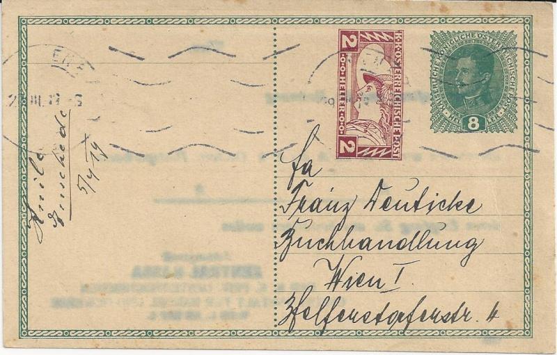 Briefe / Poststücke österreichischer Banken - Seite 2 Bild19