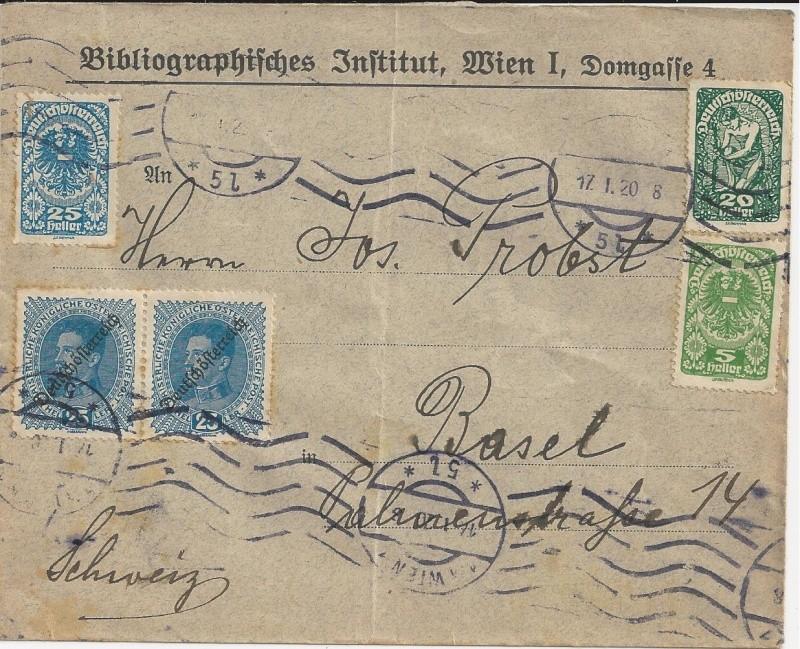 Inflation in Österreich - Belege - 1918 bis 1925 - Seite 3 Bild30
