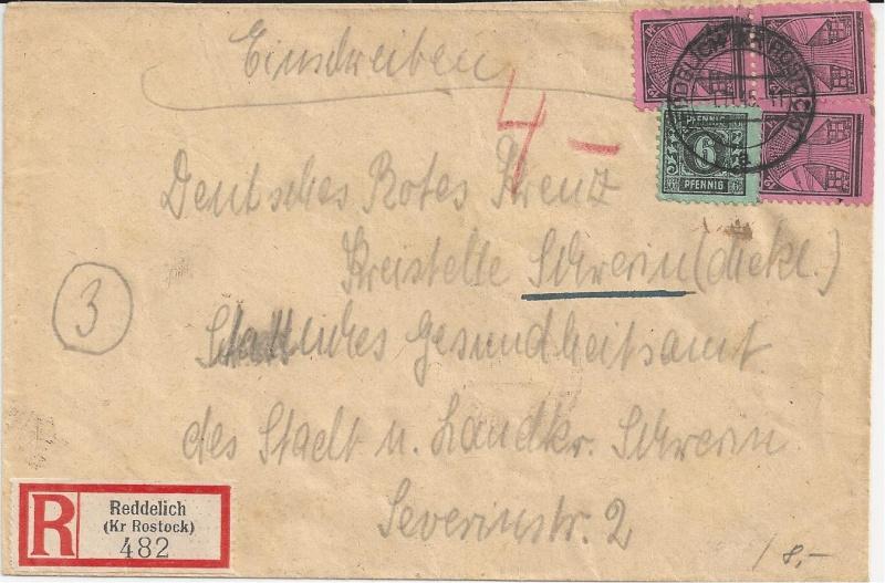 Ortsstempel aus Mecklenburg-Vorpommern Bild35