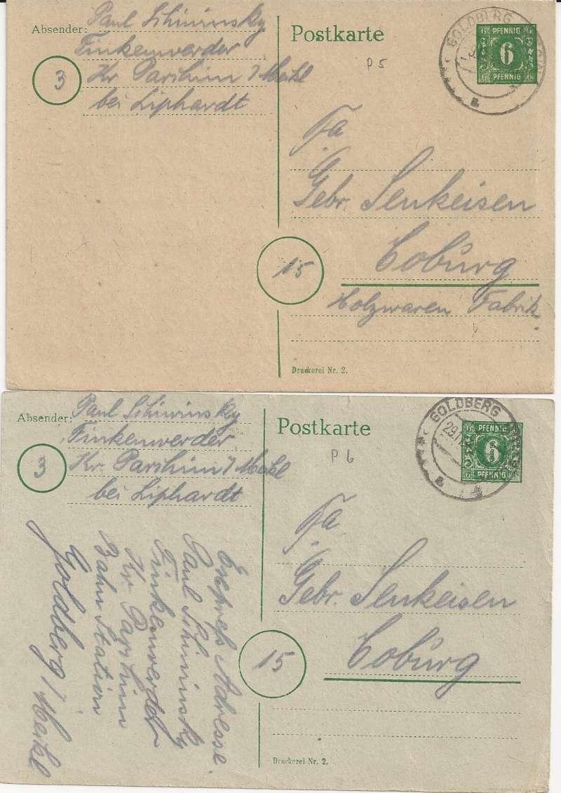 Ortsstempel aus Mecklenburg-Vorpommern Bild39