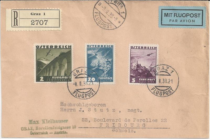 Österreich 1925 - 1938 - Seite 2 Bild44