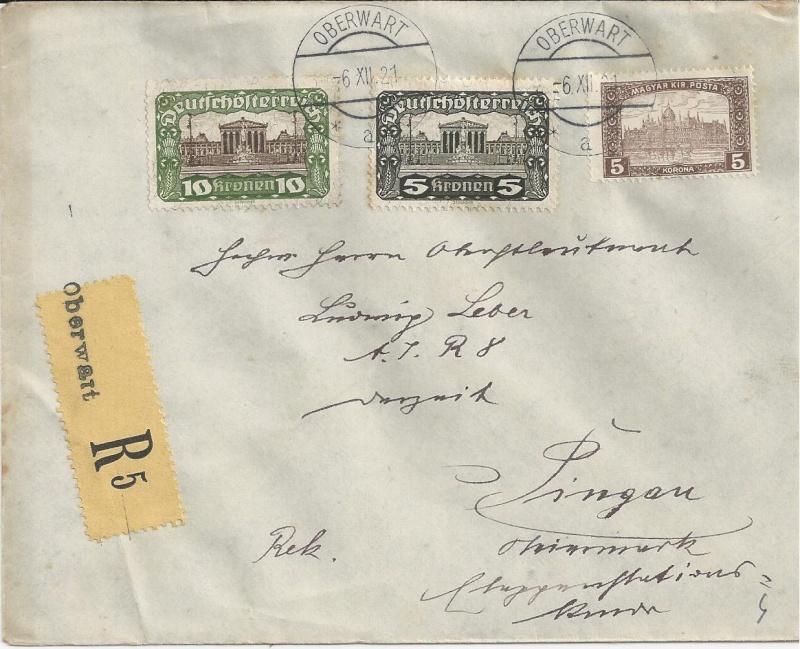 Inflation in Österreich - Belege - 1918 bis 1925 - Seite 3 Bild55