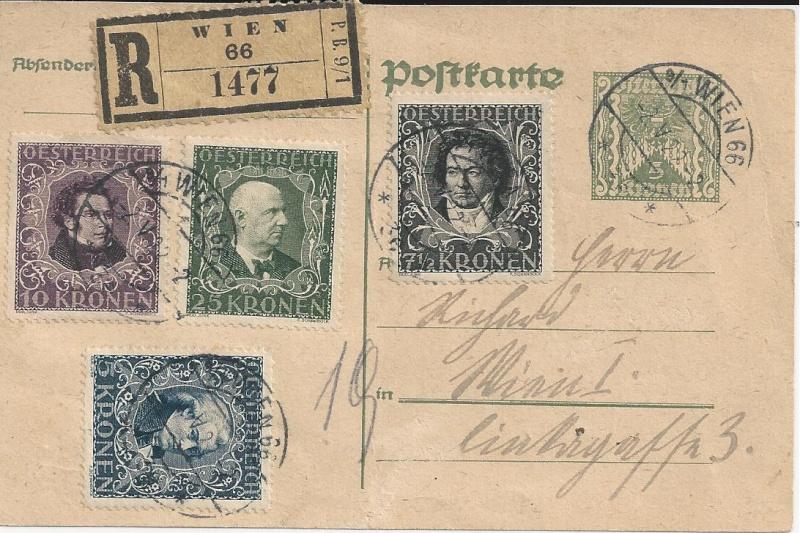 Inflation in Österreich - Belege - 1918 bis 1925 - Seite 3 Bild60