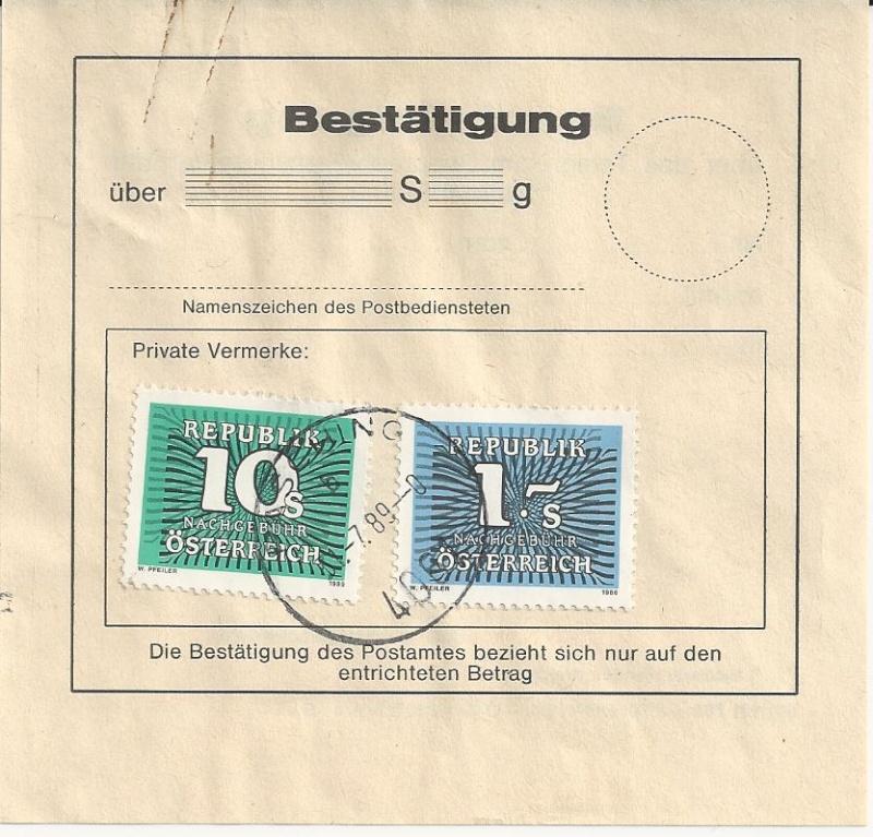 Frage: Telegramm-Aufgabeschein 1946 Bild62