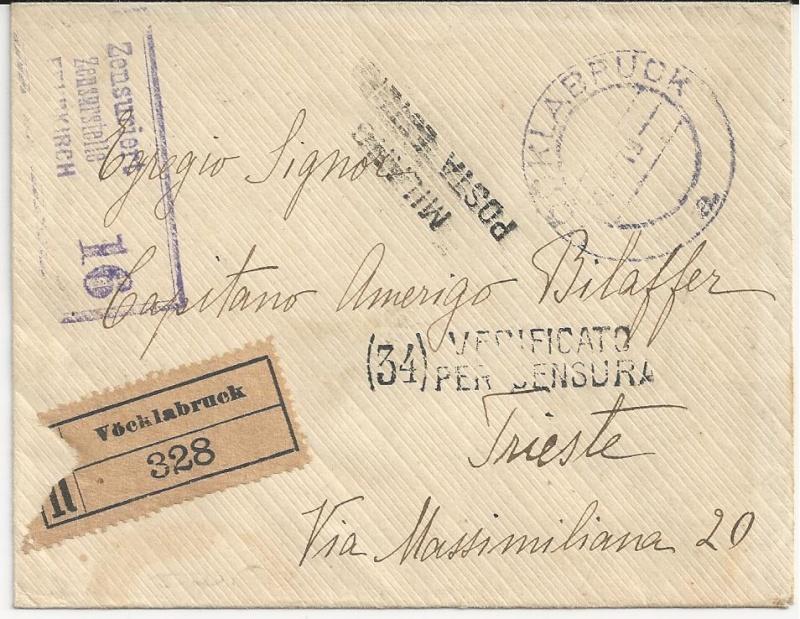 Inflation in Österreich - Belege - 1918 bis 1925 - Seite 3 Bild67