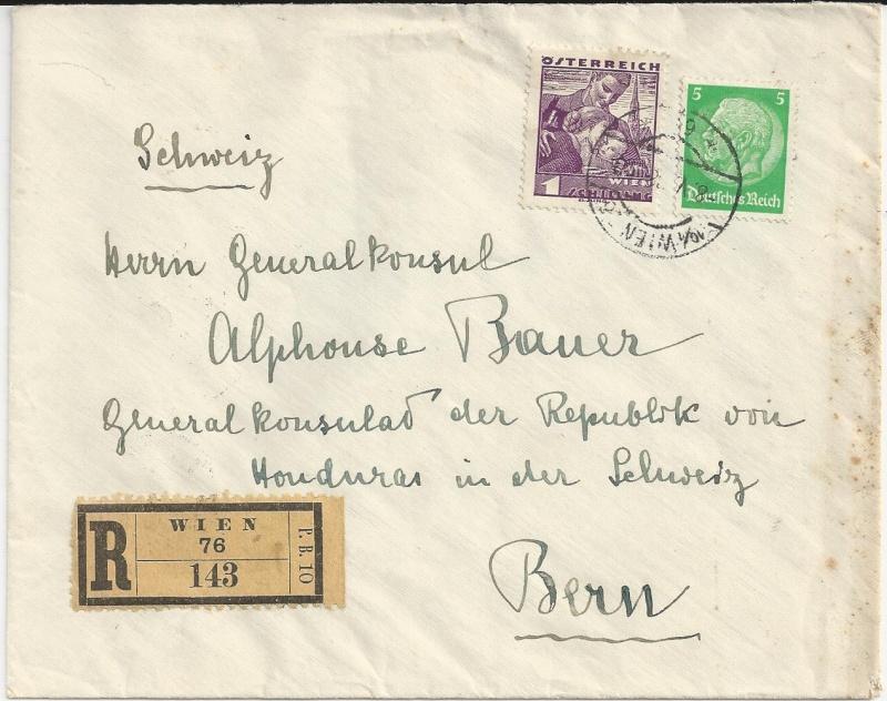 Österreich im III. Reich (Ostmark) Belege - Seite 5 Bild_210