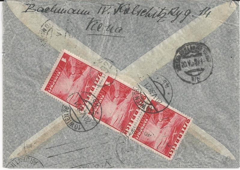 Österreich im III. Reich (Ostmark) Belege - Seite 5 Bild_213