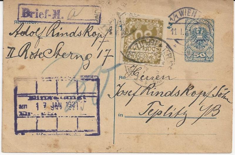 Inflation in Österreich - Belege - 1918 bis 1925 - Seite 3 Bild_215