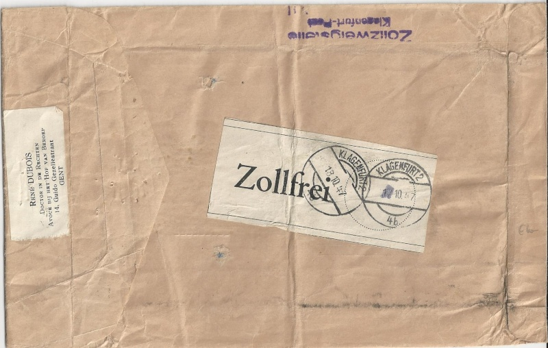 Verwendung von Portomarken in Österreich Bild_216