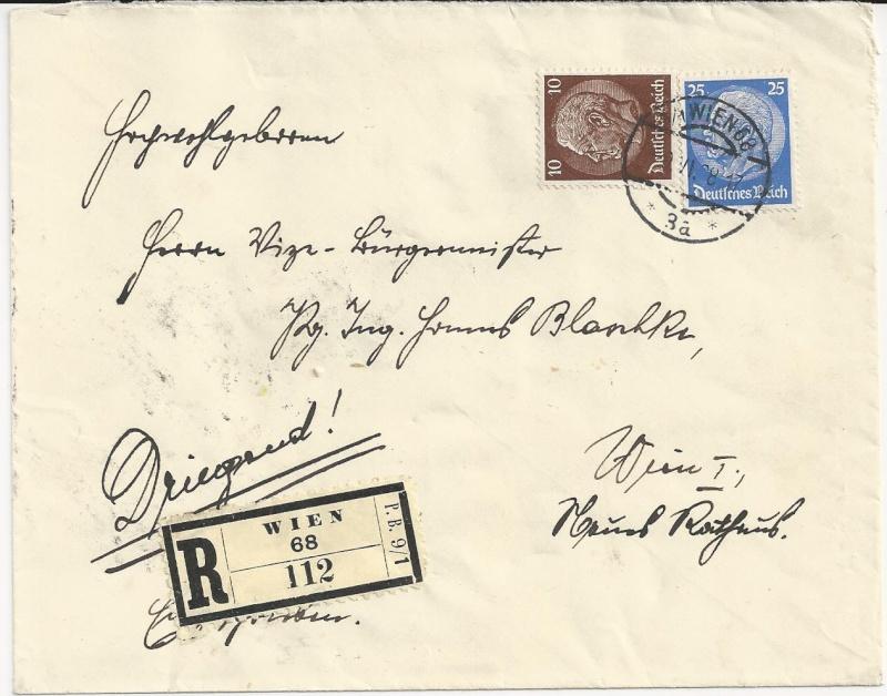Österreich im III. Reich (Ostmark) Belege - Seite 5 Bild_220