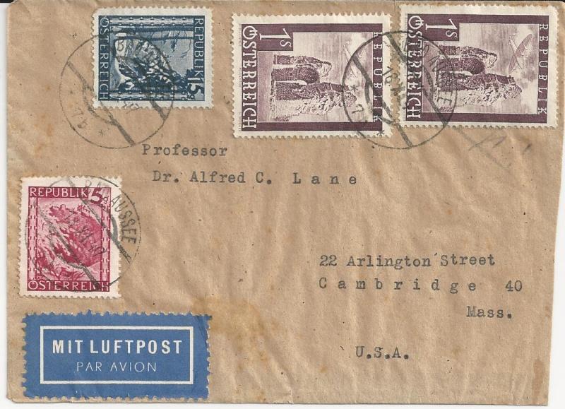Flugpostausgabe 1947 Bild_227