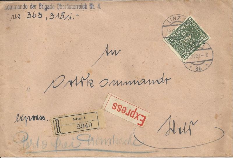 Inflation in Österreich - Belege - 1918 bis 1925 - Seite 3 Bild_245