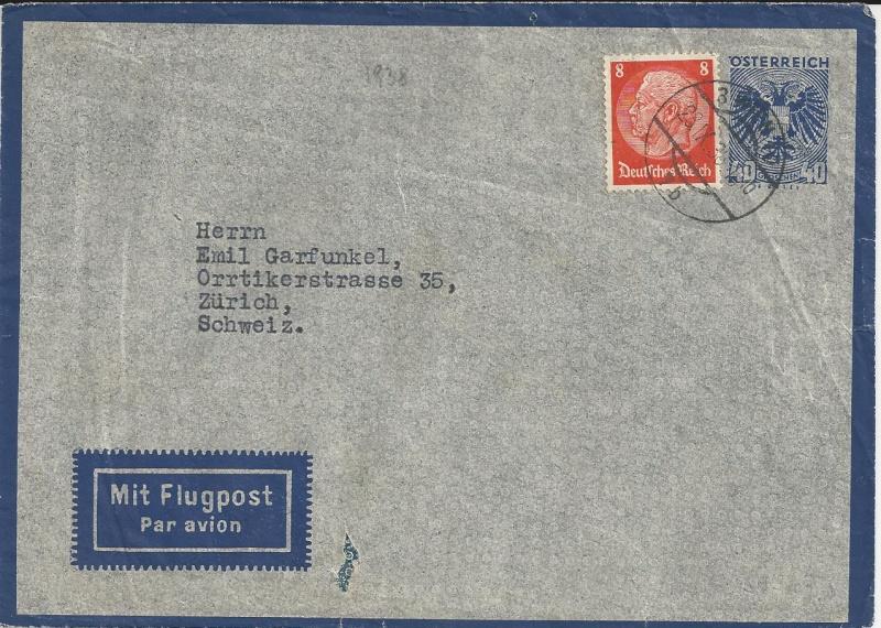 Österreich im III. Reich (Ostmark) Belege - Seite 5 Bild_255