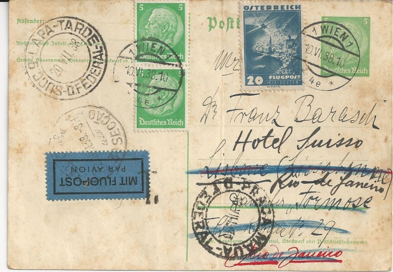 Österreich im III. Reich (Ostmark) Belege - Seite 5 Bild_319