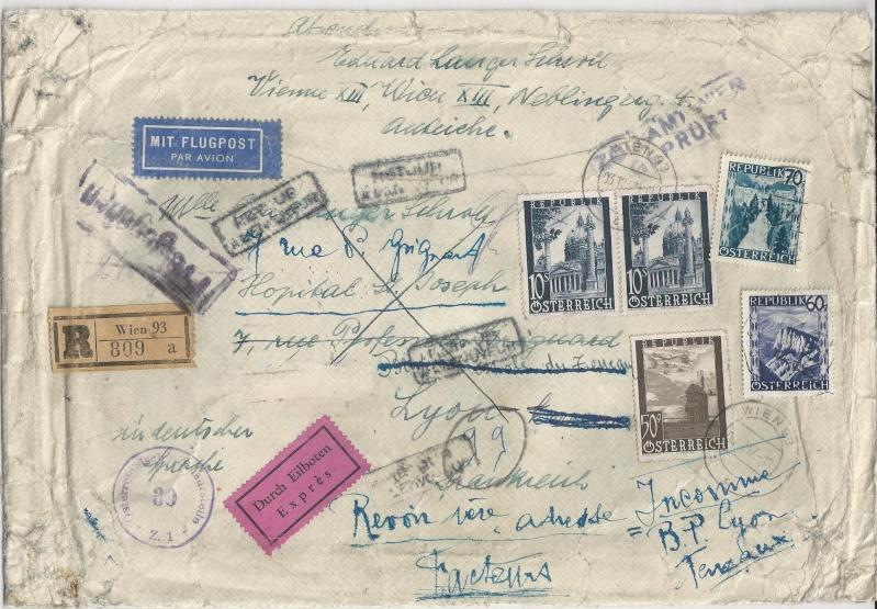 Flugpostausgabe 1947 Bild_321