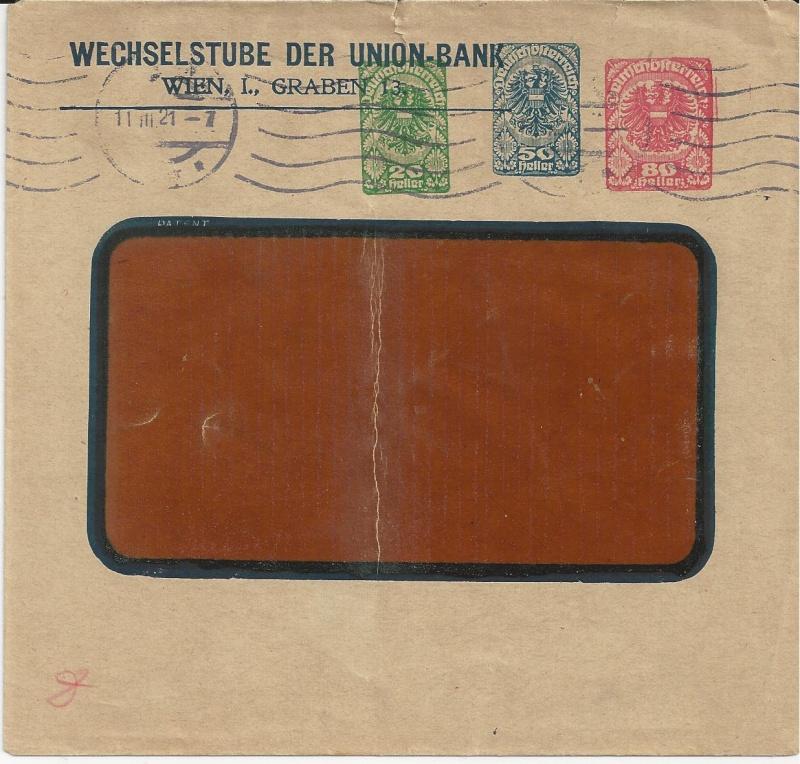 Inflation in Österreich - Belege - 1918 bis 1925 - Seite 3 Bild_331